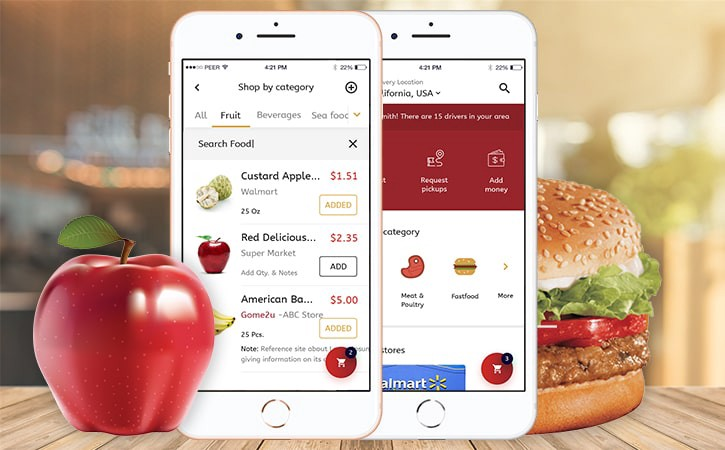 How much Does it Cost to Develop Grocery Delivery App like Instacart?