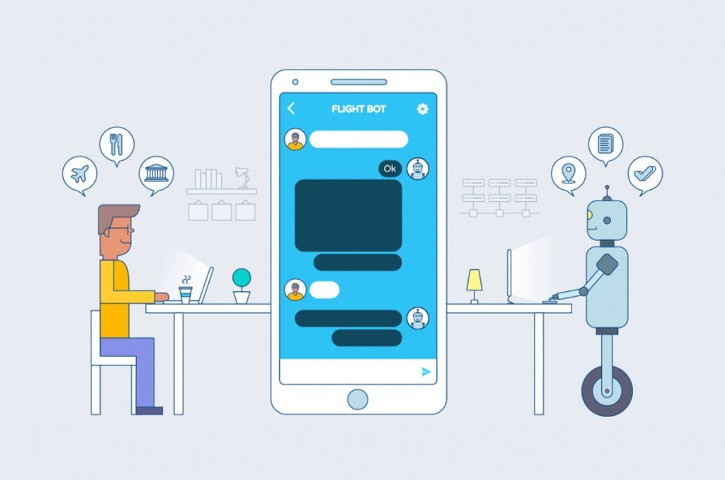 Top stories published by Chatbots Magazine in April of 2018