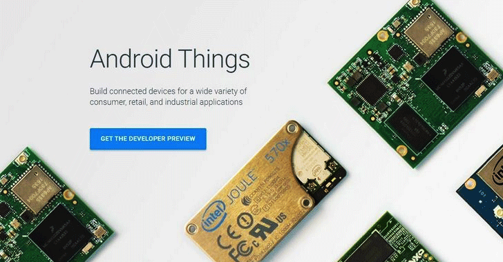 Android Things — Getting to Blinky – w4ilun – Medium