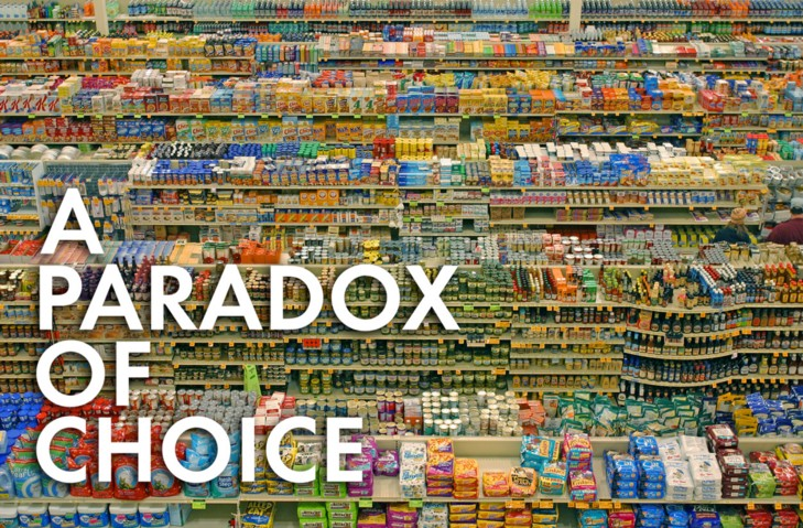What a typical grocery store looks like in America