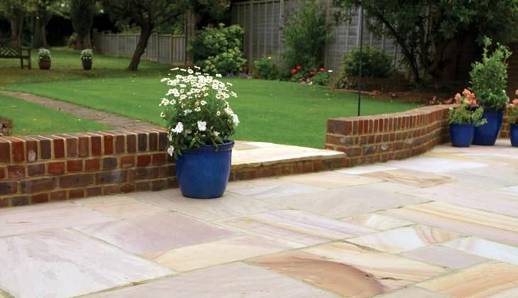 What Are The Key Benefits Of Natural Stone Patio Paving