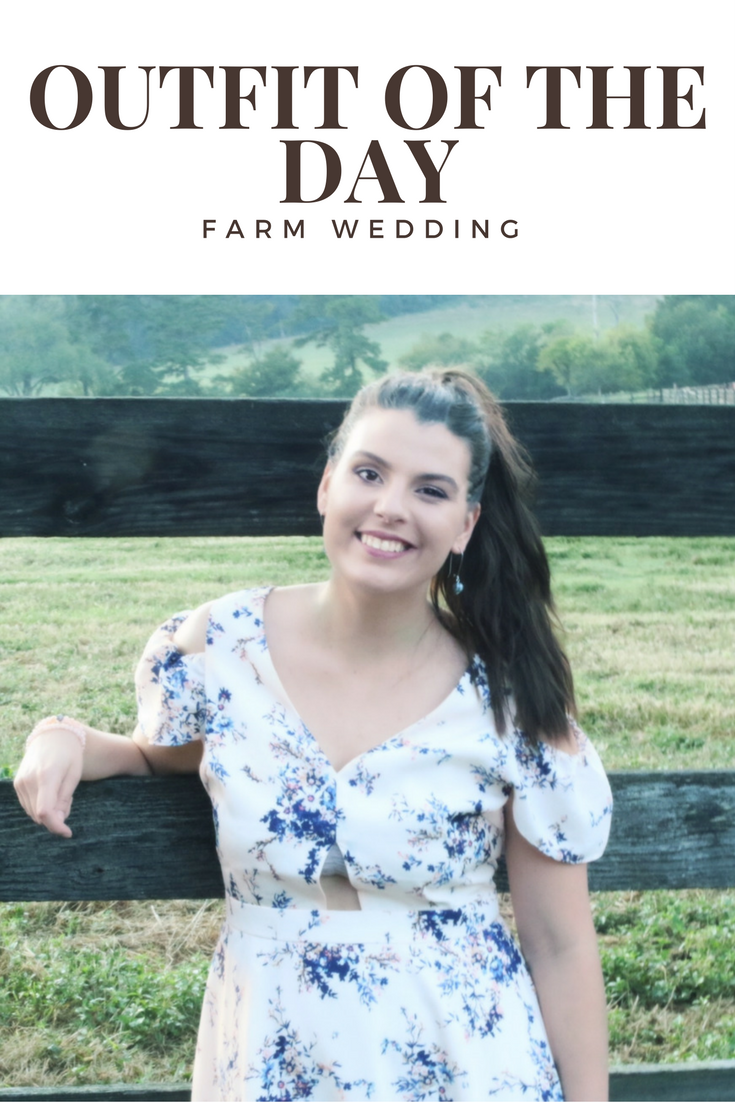 Last Weekend I Went To An Amazing Farm Wedding Of A Friend Have Known My Whole Life It Was On Working In Late September