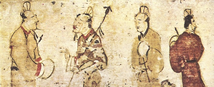 Confucian scholars of the Han dynasty