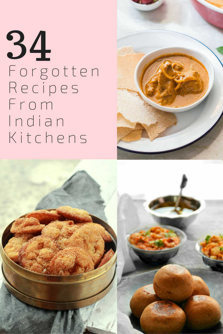 Remembering forgotten recipes from indias kitchens forumfinder