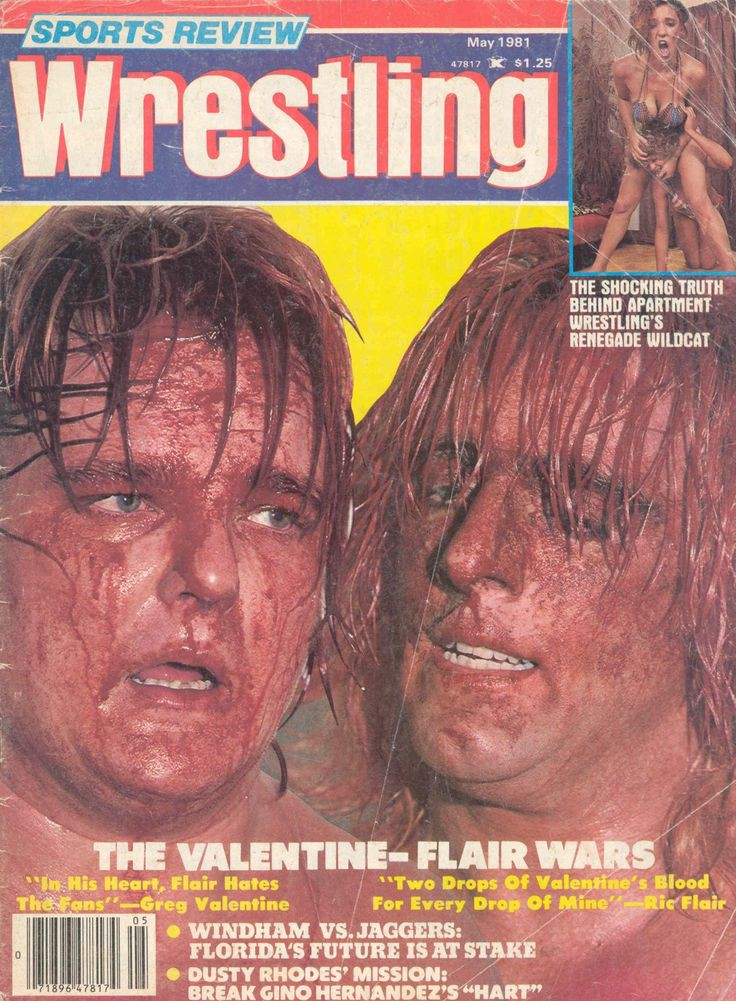 A Feud To Remember: Ric Flair Vs Greg Valentine