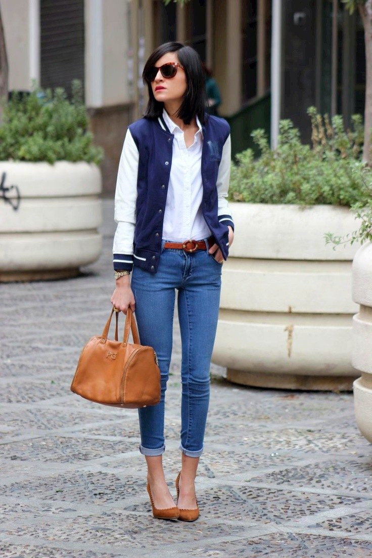 Relatively 5 Places to Wear Women's Varsity Jackets and How? – Oasis Jackets  BD33