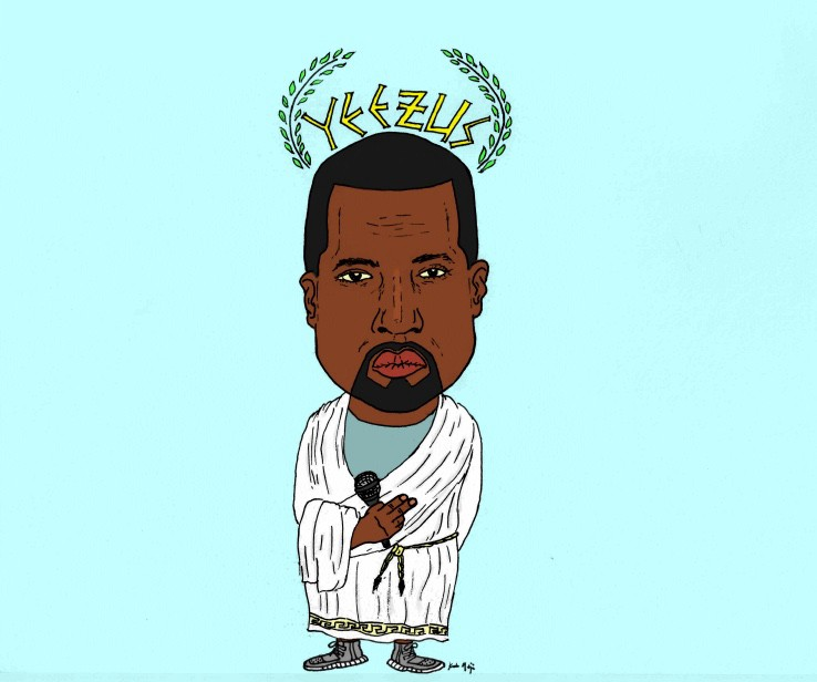 Have You Accepted Yeezus as Your Lord and Savior? – Substance