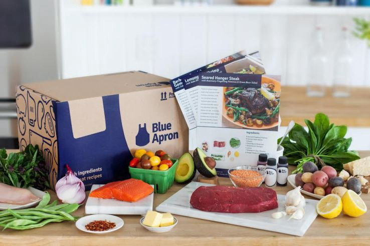 I tried using the subscription food service blue apron forumfinder Images