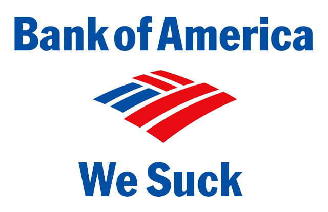 How Bank Of America Gave Away My Money So Raven