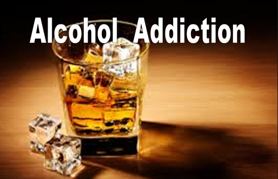 the issue of alcohol addiction in the united states
