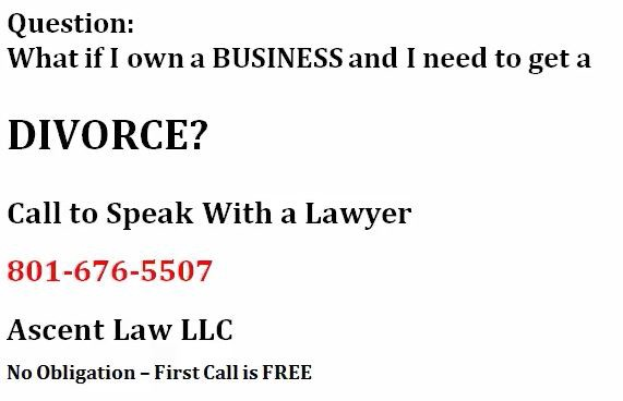 Your LLC and Separation Provo UT Lawyers tells 801-676-5506 Divorce and Prenuptial Agreement in UT business valuation