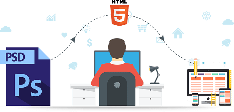 what benefits will psd to html conversion bring to your website
