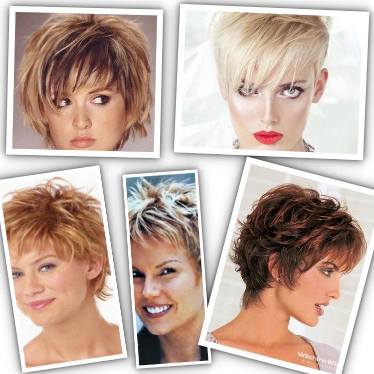 Top 5 Short Shaggy Hairstyles 2018 Emily Carter Hairstyles Advice
