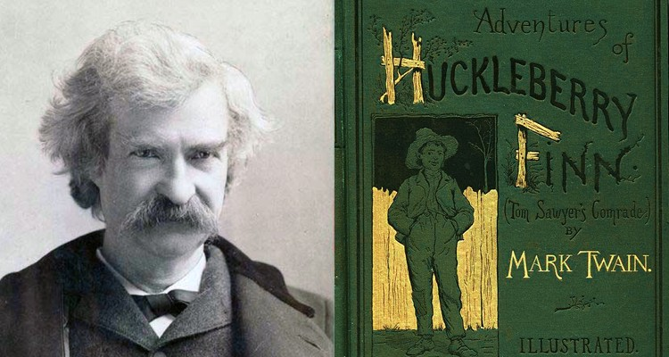 mark twain s adventures of huckleberry finn removed from school  mark twain s adventures of huckleberry finn removed from school curriculum