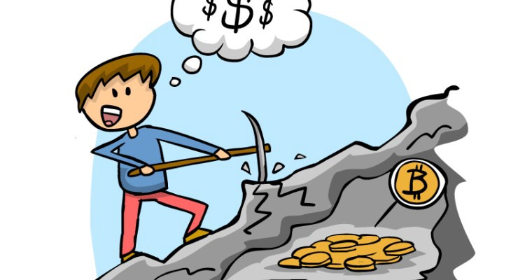 The new gig: How to make Money with Bitcoin Mining