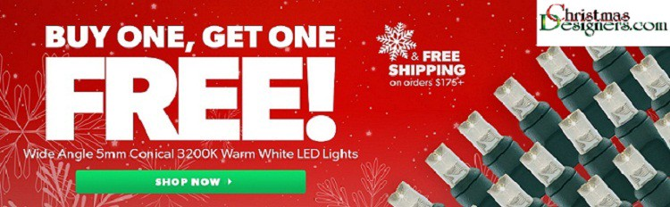 buy led christmas lights in this september at christmas designer buy one get one free