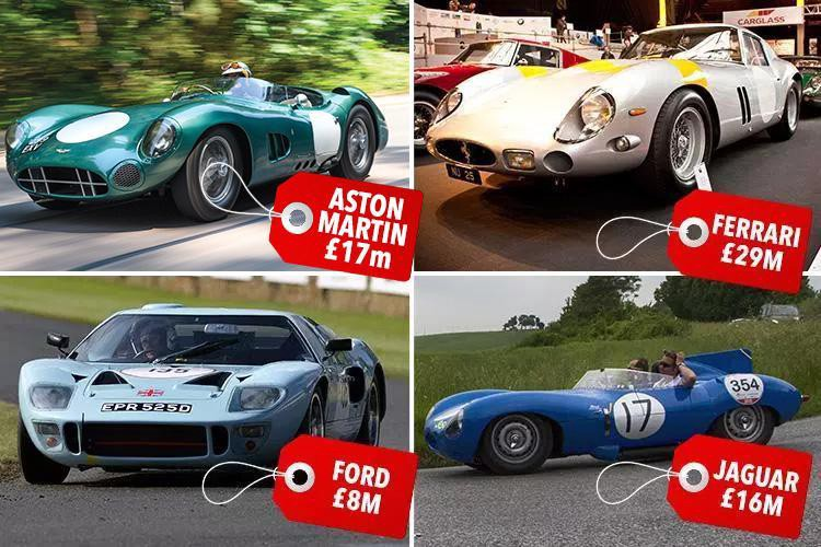 The Top 10 Most Expensive Cars Of All Time That Will Blow Your Mind