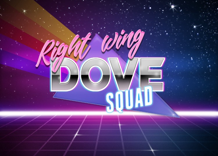 Right Wing Dove Squad How Trash Doves Became The Symbol Of The Alt