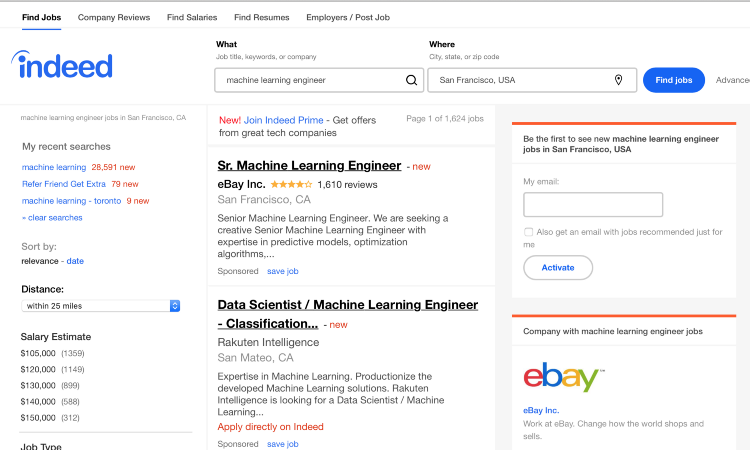 What No One Will Tell You About Data Science Job Applications