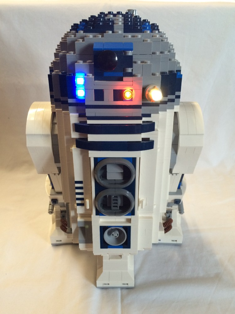 Light My Bricks R2 D2 Led Lighting Kit Light My Bricks Medium