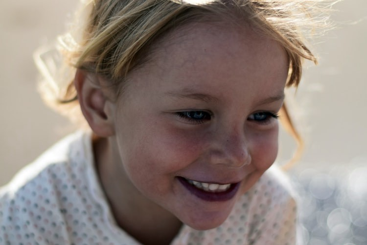 Five Little Thoughts to Make You Carefree Like a 5-Year-Old