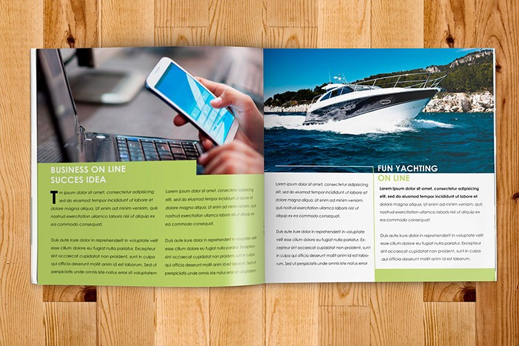 easy steps to design your booklets using online printing services