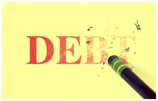 erase your debt and get a fresh start!