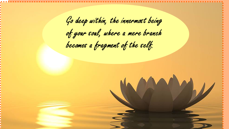 Image of: Life Quotes Go Deep Within Medium Collection Of Inspirational Quotes by Me Part