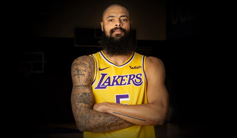 8c892a8b2 The Los Angeles Lakers have been a bit of a mess this season. After LeBron  James made his decision to join a young