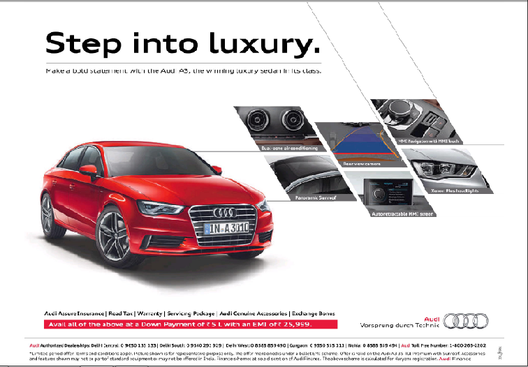 Explaining graphics of Audi ad – Design @ TDV – Medium