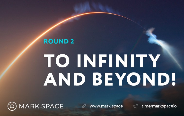 MARK.SPACE Token Sale