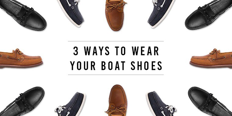 Nothing spells out summer footwear quite like a pair of boat shoes. Be it  printed or plain bf826da49
