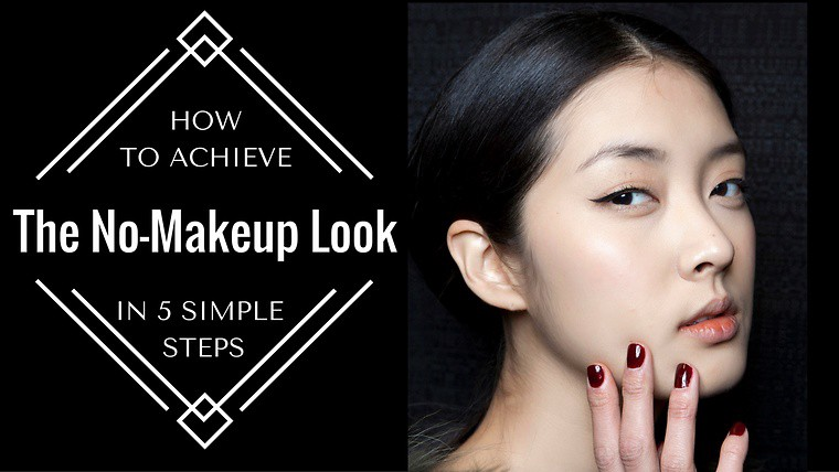 But this look entails more work — and yes, makeup — than you think. The trick is to not look like you're wearing any makeup at all even though you are (so ...