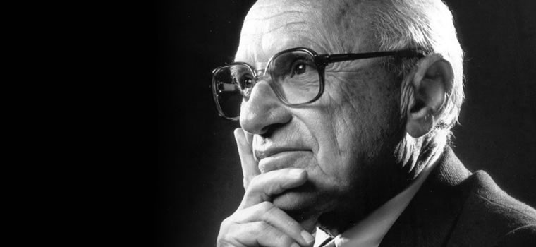 why milton friedman supported a guaranteed income reasons