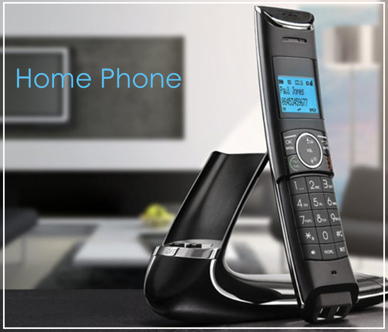 ten remarkable reasons why a home phone will never go out of style