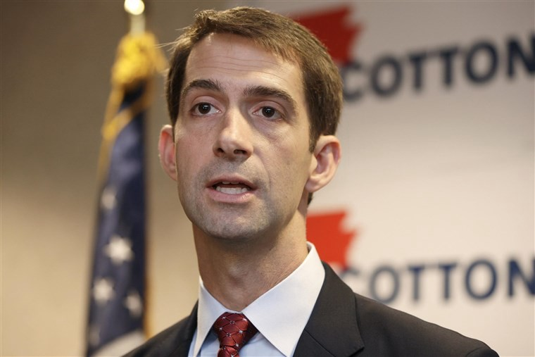 Even When Tom Cotton is Right, Tom Cotton is Wrong