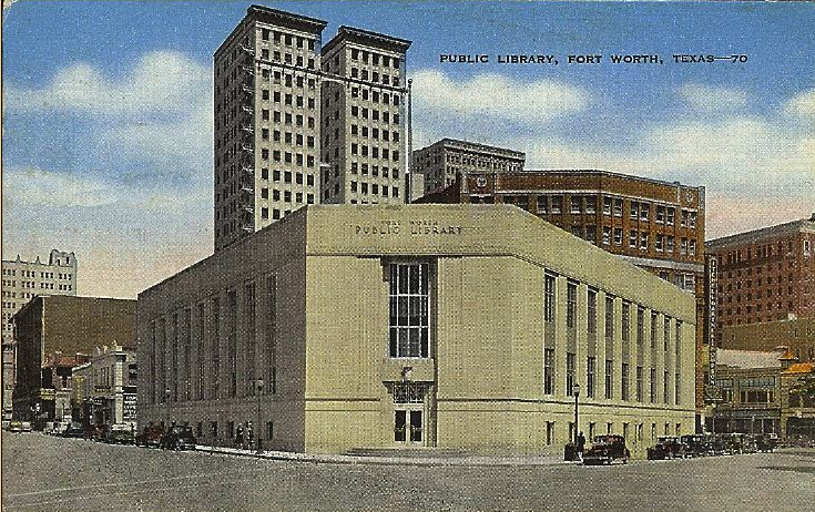 Old Fort Worth Public Library