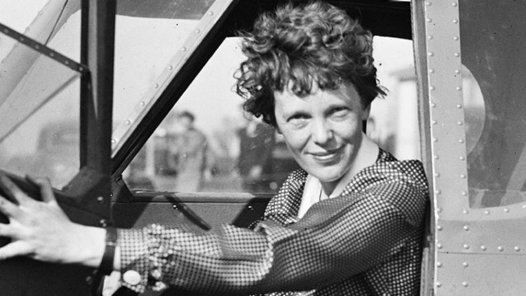 What Really Happened To Amelia Earhart-