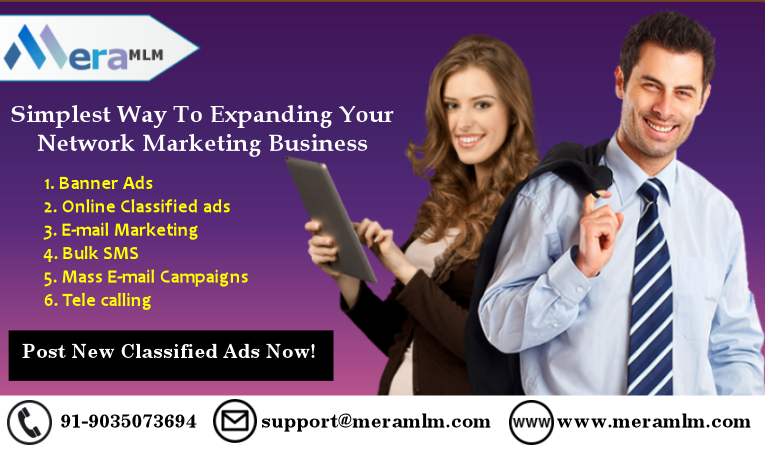 Important Tips To Posting Free Online MLM Classified Ads On Mera MLM!
