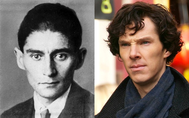 The BBC Has Teamed Up With Nerd Hero Benedict Cumberbatch Sherlock Star Trek Hobbit Etc To Put Franz Kafka On Radio