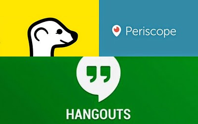Periscope, Meerkat or Google Hangout — who wins the Live Streaming race?