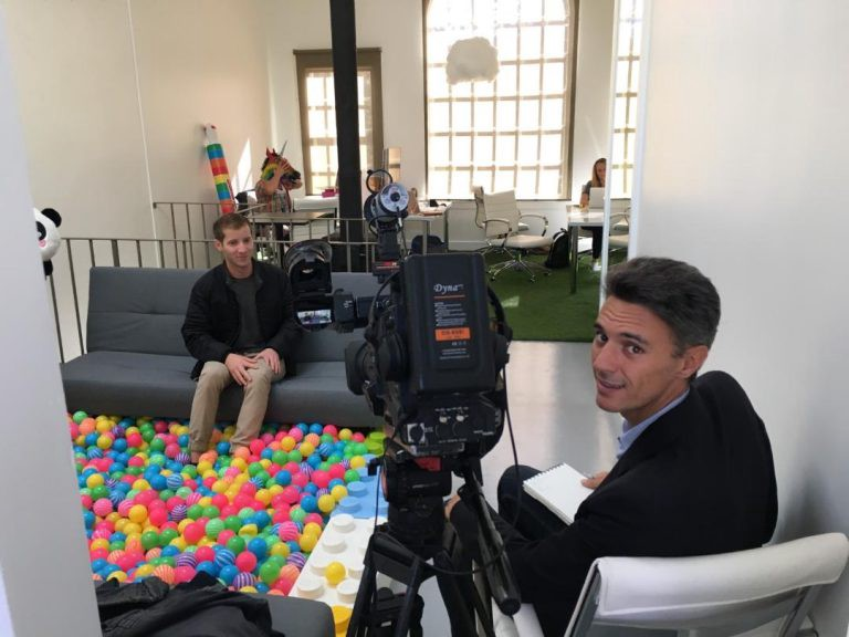 After School Featured on Europe's Most Watched TV Station in Story on Silicon Valley…