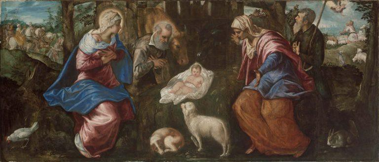 Christmas Iconography.The Enduring Iconography Of The Ox And The Ass In Christmas