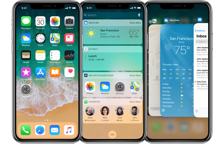 Iphone X Ui Guidelines Screen Details And Layout Dsgnrs Medium