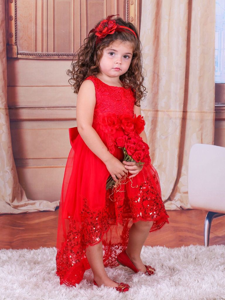 Give Your Girl a Stunning Look With Mia Belle Baby Classy Dresses