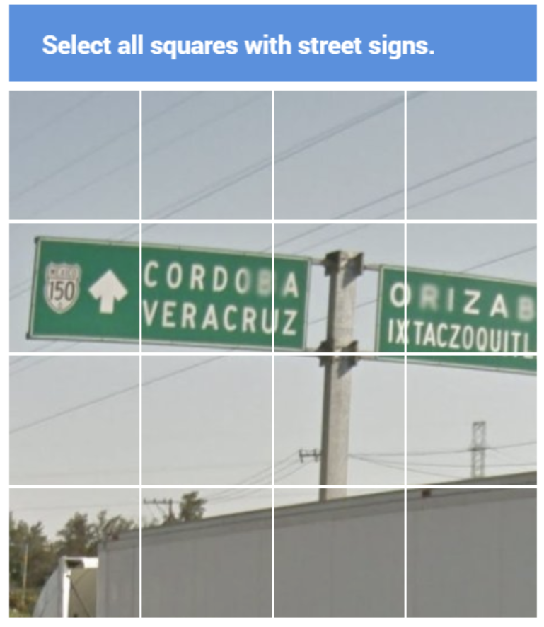 Thoughts on reCAPTCHA v3