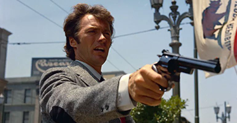 4 FAMOUS MOVIE GOOD GUYS AND THEIR GUNS – Craft Holsters