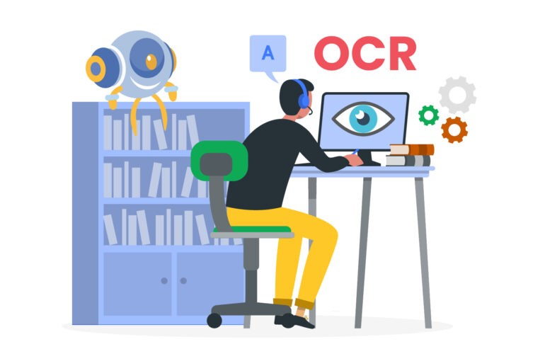 OCR: Give Eyes to Your Chatbot