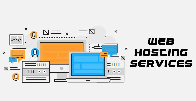 An introduction to the different types of web hosting services ...