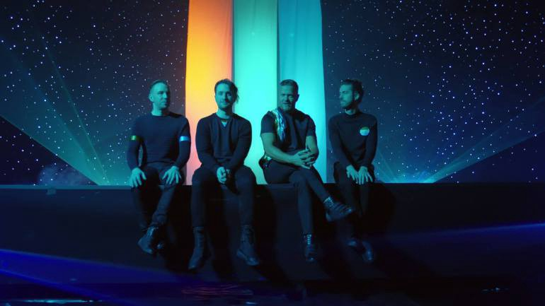 """imagine dragons  Imagine Dragons' Album """"Evolve"""" Returns Band to their Roots"""